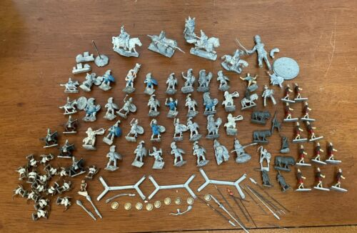 2 Pounds of Lead Figures, Most Ancients