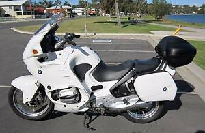 BMW R1100RT Motorcycle - Classic 1100 Air Cooled Boxer Twin Warners Bay Lake Macquarie Area Preview