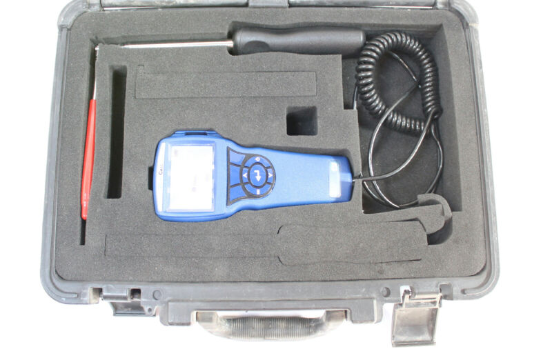 TSI 9545-A VelociCalc Air Velocity Meter with Articulated Probe