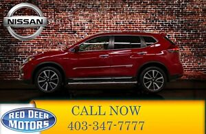 2017 Nissan Rogue AWD SL Leather Roof Nav