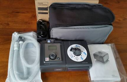 BRAND NEW CPAP - Philips REMstar AUTO w/ Heated Humidifier & Tube