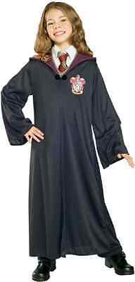 Harry Potter Gryffindor Robe Hermione Wizard Dress Up Halloween Child Costume ()