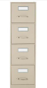 Four drawer pro source letter size filing cabinet
