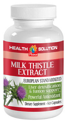 Anti-aging blend -MILK THISTLE EXTRACT- milk thistle best selling - 1 Bottle Best Selling Fat Burners