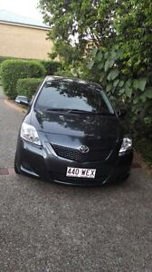 Toyota Yaris 2014 Woolloongabba Brisbane South West Preview