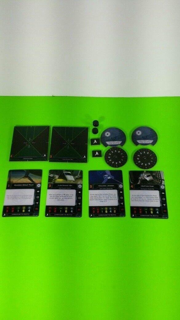X-Wing Miniatures Game 2.0 2nd Edition Supplies - Single Conversion Kits 2.0 Lambda-class Shuttle (conversion kit)