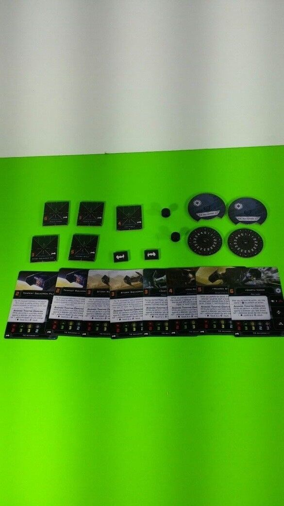 X-Wing Miniatures Game 2.0 2nd Edition Supplies - Single Conversion Kits 2.0 TIE Advanced (conversion kit)