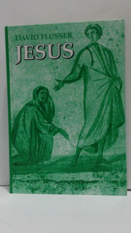 Jesus by David Flusser (1997, Hardcover)