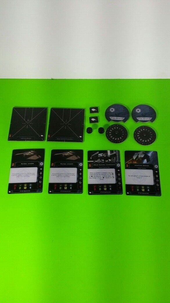 X-Wing Miniatures Game 2.0 2nd Edition Supplies - Single Conversion Kits 2.0 VT-49 Decimator (conversion kit)