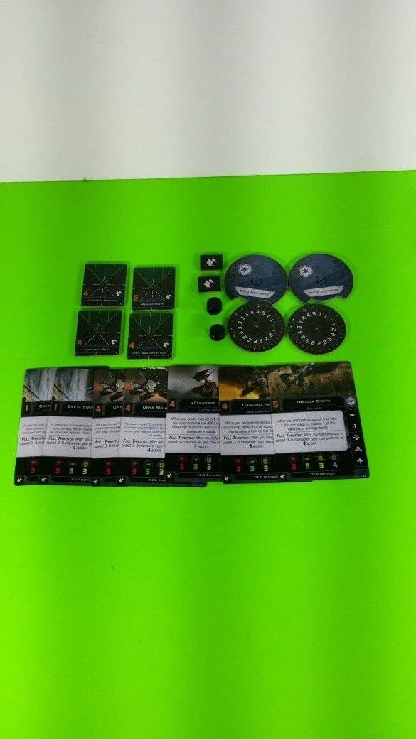 X-Wing Miniatures Game 2.0 2nd Edition Supplies - Single Conversion Kits 2.0 TIE Defender (conversion kit)