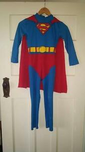 Superman Costume - Size 6-8 West Leederville Cambridge Area Preview