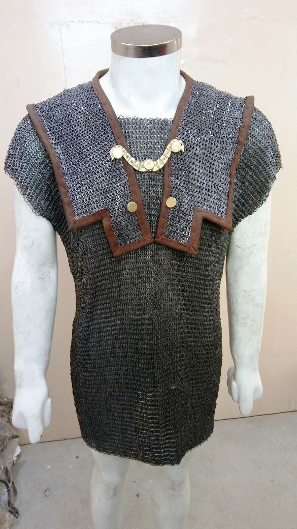 Chainmail Armour Hub