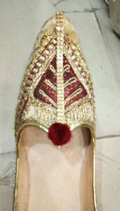 Indian Pakistani ladies men's kids shoes jutti mauje khusse