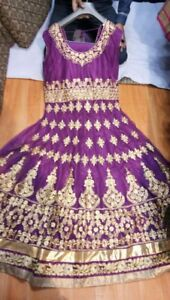 Indian pakistani ladies clothing plus sizes 44 to 56 Anarkali