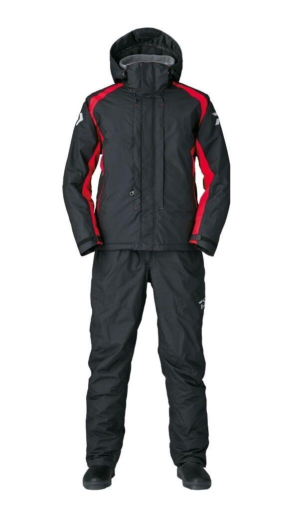 Anzüge Daiwa Gore Tex Winter Suit Black Thermoanzug Regenanzug Daiwa Shop alle Größen