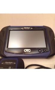 Otc Genisys Touch scan tool diagnostic