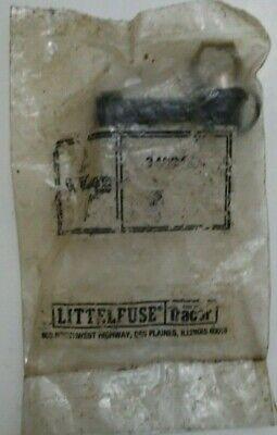 Littlleuse 342048 Fuse Holder Vintage Nos