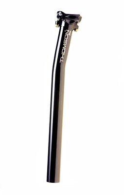 Thomson Elite Seatpost 30.9 x 367mm Aluminum 0mm Setback Black