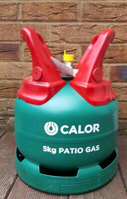 Calor 5kg Patio Gas Bottles (New & Sealed) - COLLECTION & CASH ONLY