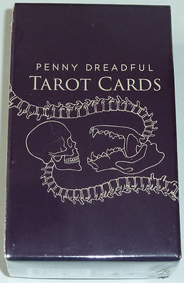 Showtime Penny Dreadful Tarot Cards   Boxed Set Of 78   Factory Sealed  In Stock