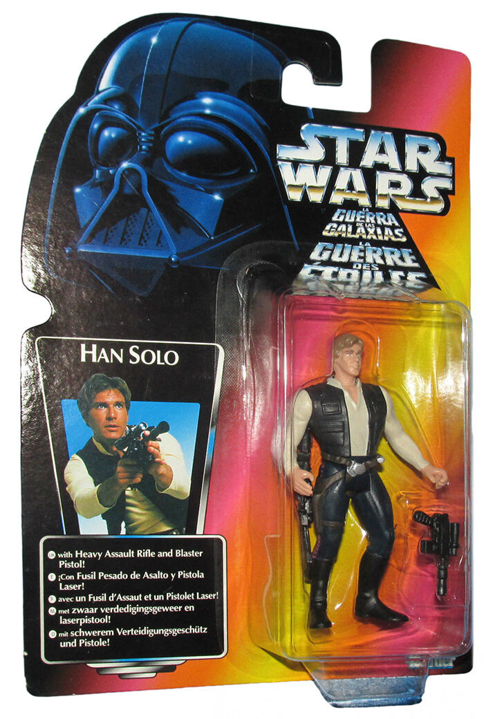 Top 10 Most Valuable Star Wars Action Figures Ebay