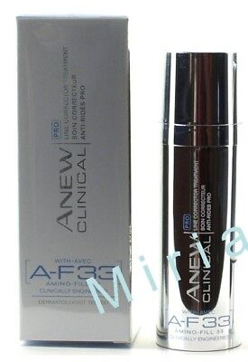 Avon ANEW PRO Line Corrector Treatment with A-F33