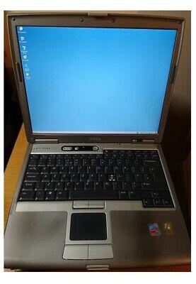 Dell Latitude D610 Intel Pentium M 2.00GHz 60GB HDD 1GB RAM Windows XP Pro SP3