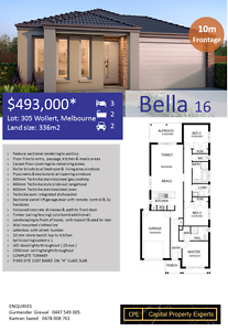 COMPLETE TURN KEY HOUSE AND LAND PACKAGE MELBOURNE - WOLLERT Sydney City Inner Sydney Preview