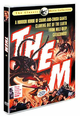 Them (1954) New Sealed DVD Gordon Douglas