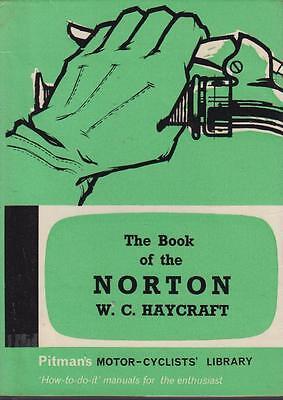 NORTON MODEL 19 ('55-58) MODEL ES2 ('55-62) MODEL 50 ('56-62) REPAIR MANUAL *VGC