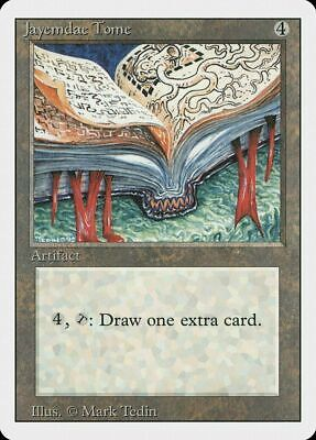 1x Jayemdae Tome - Revised 3rd edition MTG Magic -