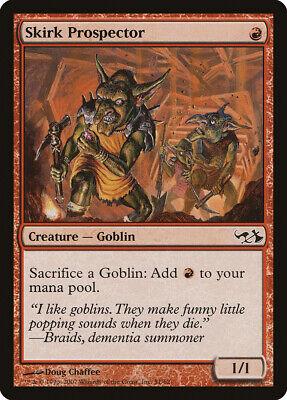 Skirk Prospector Elves vs. Goblins NM-M Red Common MAGIC GATHERING CARD ABUGames