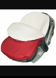 Jolly Jumper: Winter Car Seat Cuddle Bag