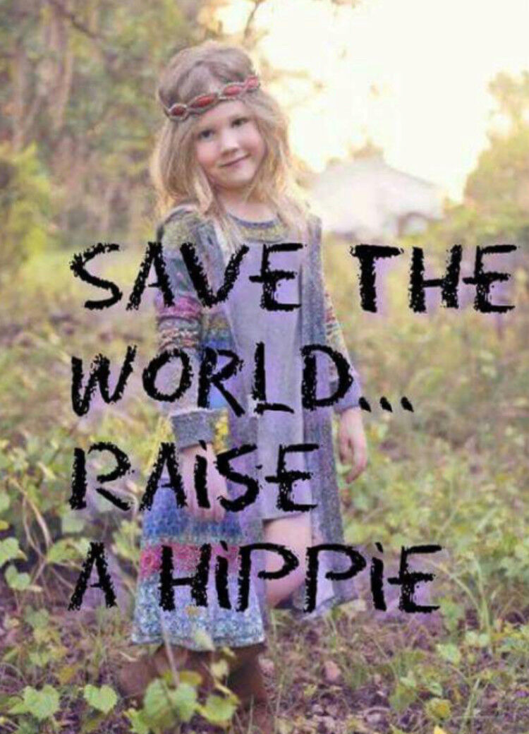 Thrifty Hippie
