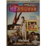 THE HANGOVER DVD UNRATED VERSION.  TWO DISC SET, SPECIAL EDITION
