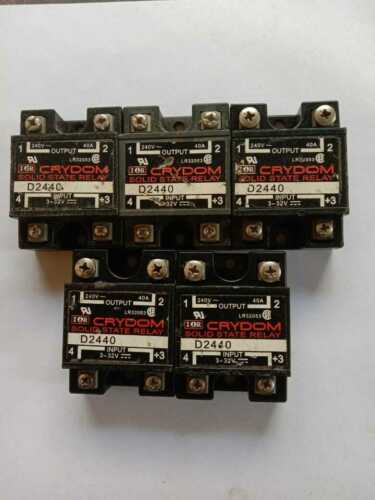 Hot CRYDOM LR32053 D2440  SOLID STATE RELAY