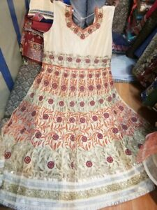 All ladies clothing plus size big size 44 to56 Anarkali gown sal