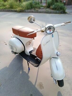 1964 Classic Vespa VBB2T Restored to Original - shipping included
