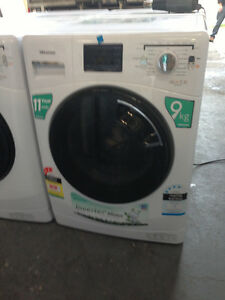 Hisense HWFR9012V 9kg Front Load Washer covered with warranty Campbellfield Hume Area Preview