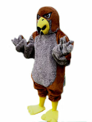 Kestrel Falcon low cost Mascots USA eye-catching custom Costume by CJs Huggables