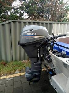 20hp 4stroke Yamaha Innaloo Stirling Area Preview