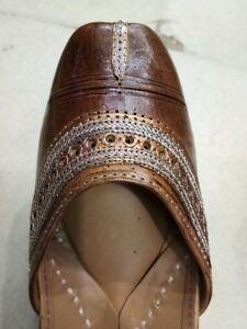 Indian pakistani ladies Mens punjabi Shan Jutti khusse shoes