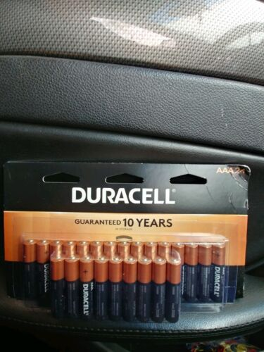 24 Count Duracell AAA Batteries