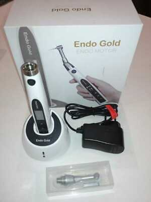 Woodpecker Endo Gold Dental Rotary Endo Motor Root Canal Rct Engine Cordless