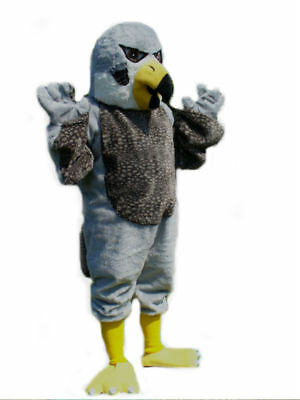 Peregrine Falcon low cost Mascots USA premium custom Costume by CJs Huggables
