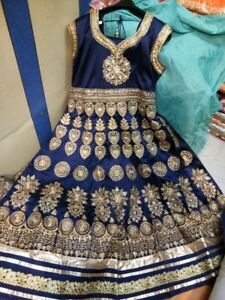 Indian pakistani ladies clothing plus size 44 to54 buy now gown