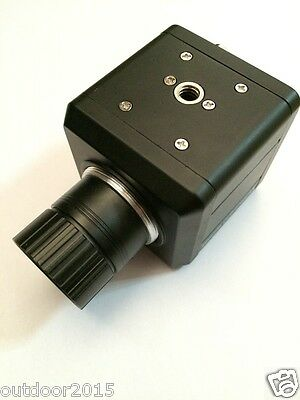 25 Night Vision (Night Vision Scope Camera 3.0MP 1/2 MCCD 25mm Lens for DIY)