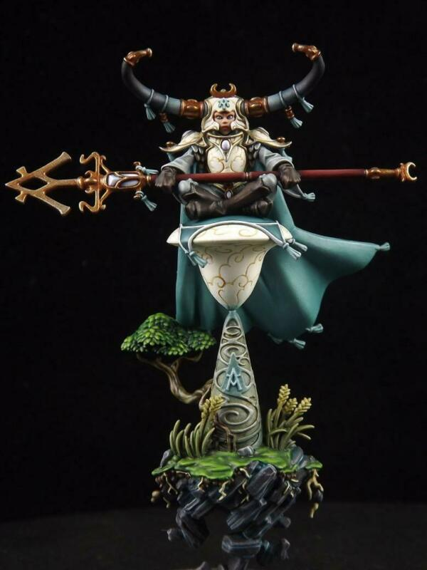 Warhammer Age of Sigmar KPW Painted Alarith Stonemage(Gallery!Pre-order)