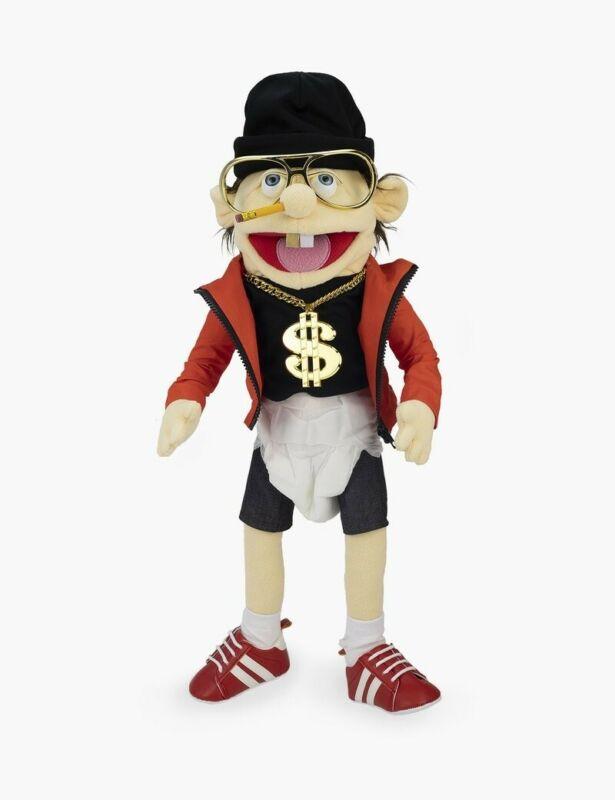 Jeffy Puppet Rapper SML