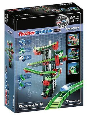fischertechnik 536620 PROFI Dynamic S Kugelbahn
